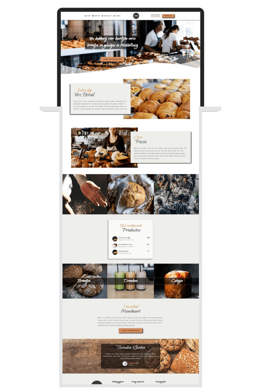 Bakkerij-webshop