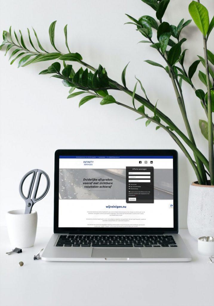 Mockup Designhoff Infinity